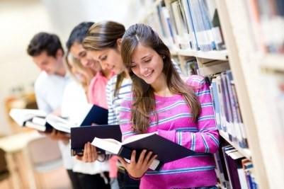 Молодое поколение выбирает чтение